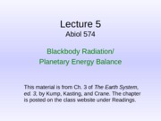 Lecture_5_Blackbody_Radiation