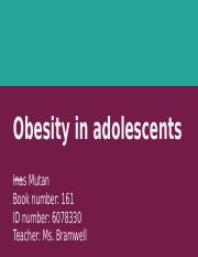 Obesity in adolescents- senior%0D%0A project (1).pptx