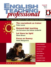 English Teaching Professional Magazine 85
