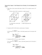 Homework for Chapter 3-spring 2015-solutions-updated(1)