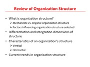 Chapter 6 Organizational Culture