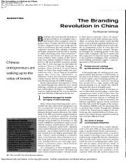 Article 7_The Branding Revolution in China