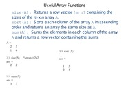 Lecture on Arrays (Part 4)