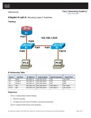 Security_Chp6_Lab-Secure-Layer2_Student
