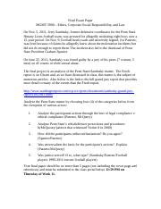 MGMT5900 Final Exam Online Penn State Case Study-1 (1).docx