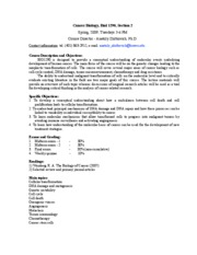 cancer-biology-syllabus-spr09