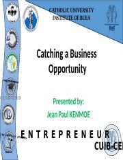 Catching a Business Opportunity_V2