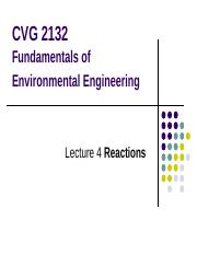 Lecture4-Reactions