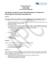 Project scope_Assessment 2_S40050088.doc