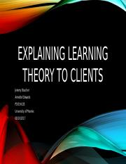Explaining Learning Theory to Clients.pptx