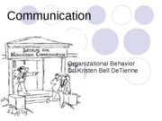 Session 11 (Nonverbal Communication) 2011