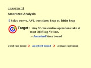 DS-chapter11(Amoritized Analysis)