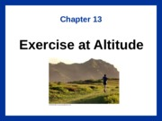 EXSC 310 Chapter 13