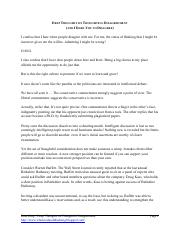 Class 6g Rose Blog - Deep Thoughts on Thoughtful Disagreement.pdf