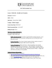 HSAD403  Health Care Economics_Syllabus Part2_8-17.docx
