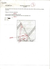 Structural Geology Quiz 7