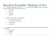 Bio+120+Question+Examples++Biology+of+Sex-3