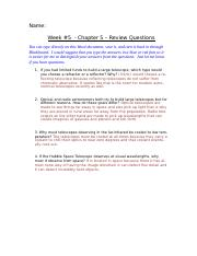 Week 5 - Chapter 5 - Review Questions.docx
