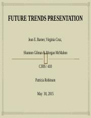FUTURE TRENDS PRESENTATION (1)