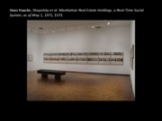Lecture 18-20 - Feminist Art in the 70's and Beyond | Art and Politics | Postmodernisms
