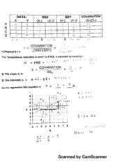 Social Science 10C Statistics and Probability Test Exam Practice