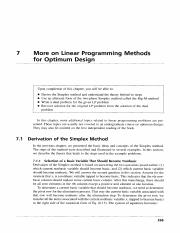 Chapter-7-More-on-Linear-Programming-Methods-for-Optimum-Design_2004_Introduction-to-Optimum-Design-