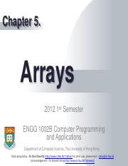 Chapter_5_Arrays