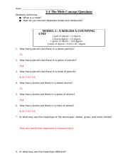 Copy of 3-1 The Mole Concept Questions.docx
