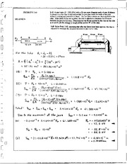 90_Mechanics Homework Mechanics of Materials Solution