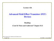ECE3080-L-12b-AdvancedFETDevices