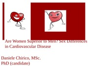 Differences in Cardiovascular health
