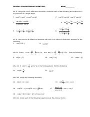 trig ratio word problems practice worksheet using trig ratios to solve word problems raw a
