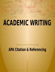 Lecture_4_-_APA_Referencing
