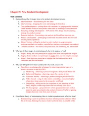 Answers Chapter 9 Part 1