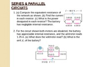 07 Electricity & Kirchhoff's Rules