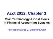 Chapter 3 Concepts - Cost Terminology & Cost Flows(1)(1)