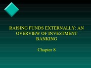RAISING_FUNDS_EXTERNALLY_AN_OVERVIEW_OF_INVESTMENT_BANKING__Chapter_8