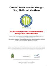ServSafe Course Workbook