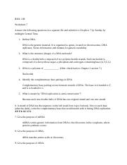 biology 108 worksheet This study guide is designed to help students prepare to take the georgia end-of-course test (eoct) for biology this study guide provides information about the eoct, tips on how to prepare for it, and some suggested strategies students can use to perform their best.