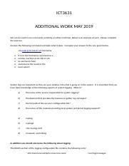ICT3631_MAYJUNE_2019_Aditional work.docx