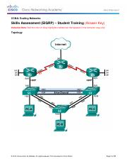 ScaN Skills Assess - EIGRP - Student Trng - Ans Key.pdf
