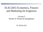 Econ05-Investment return