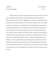Honors English 3 Essay !?