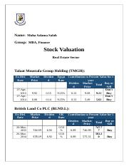 Stock Valuation Assignment.docx