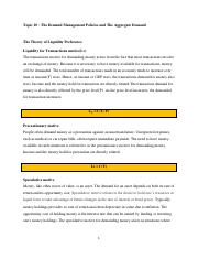 Topic 10 Demand management poilicies and AD.pdf