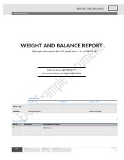 ABCD-WB-08-00 Weight and Balance Report - v1 08.03.16.docx