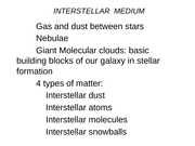 22 Interstellar Medium