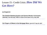 Lesson+15+Credit+Crisis