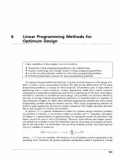 Chapter-6-Linear-Programming-Methods-for-Optimum-Design_2004_Introduction-to-Optimum-Design-Second-E