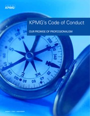 KPMG Code of Conduct